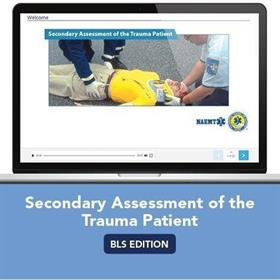 Secondary Assessment of the Trauma Patient (BLS) - ISBN 9781284294316