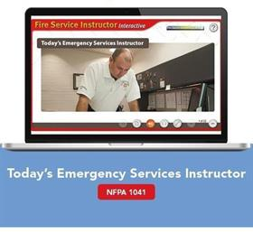 Today's Emergency Services Instructor (NFPA 1041)