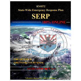 RN9572 State-Wide Emergency Response Plan (SERP)