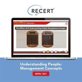 Understanding People: Management Concepts (NFPA 1021)
